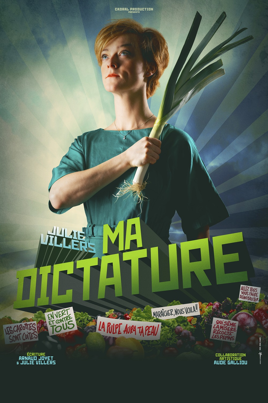 Julie Villers, Arnaud Joyet dans Ma dictature