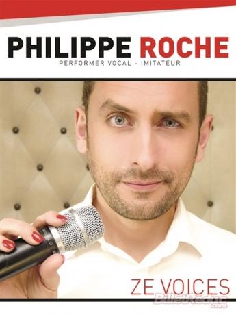 Philippe Roche dans Ze Voices