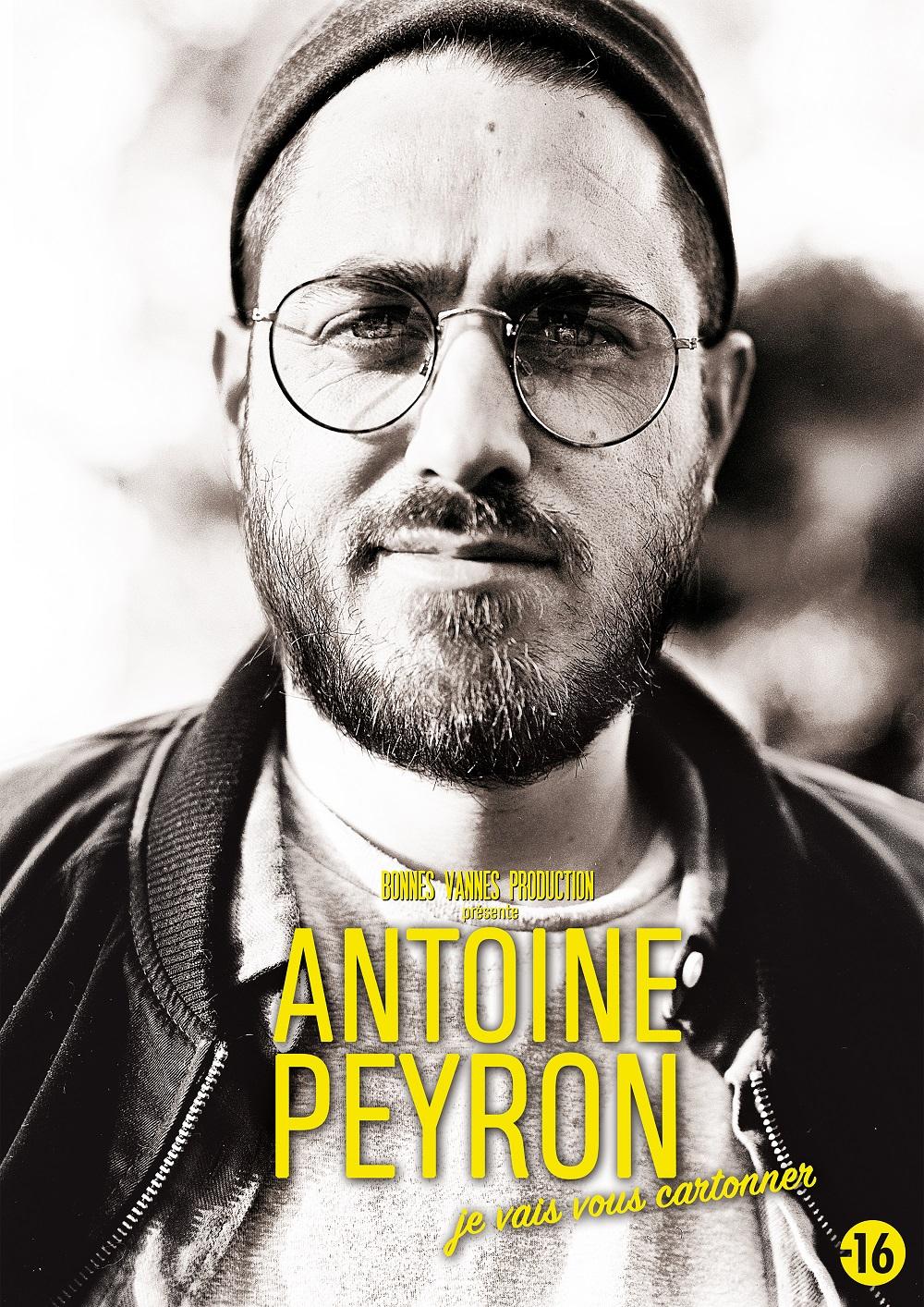 Antoine Peyron dans Je vais vous cartonner