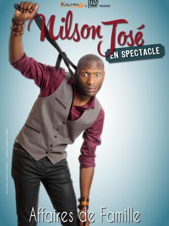 Nilson José dans Affaires de famille