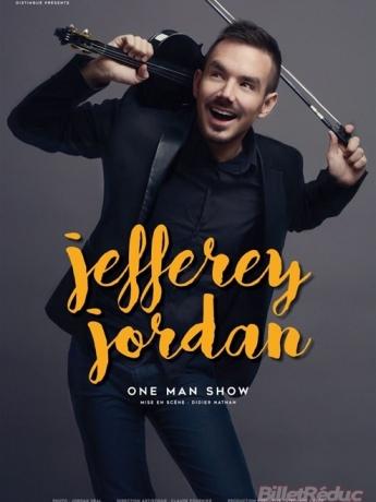 Jefferey Jordan dans Jefferey Jordan s'affolle