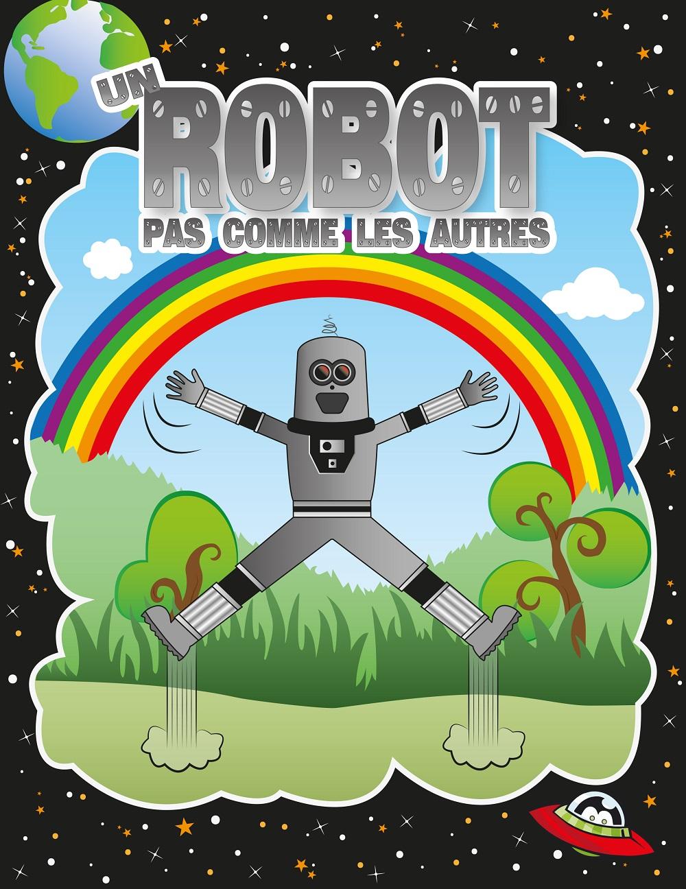 Ezan dans Un robot pas comme les autres