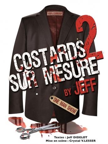 Jeff Didelot dans Costards sur mesure by Jeff